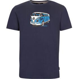 Elkline Gassenhauer - T-shirt manches courtes Homme - bleu